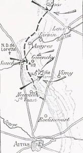 Offenssive de la Bassée 1915